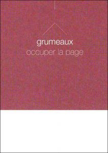 LACOMBE-Grumeaux