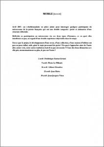 Microsoft Word - 0-Mobile avril 2015.doc