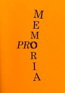 BOUDIER-proMemoria