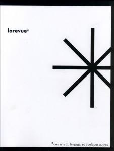 BOUDIER-RdR-1-larevue
