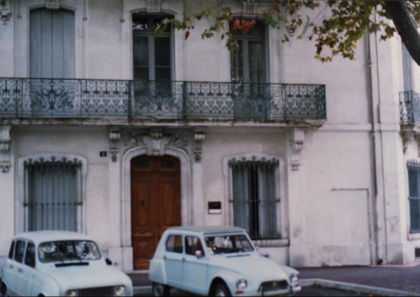 La maison où Reverdy est né.